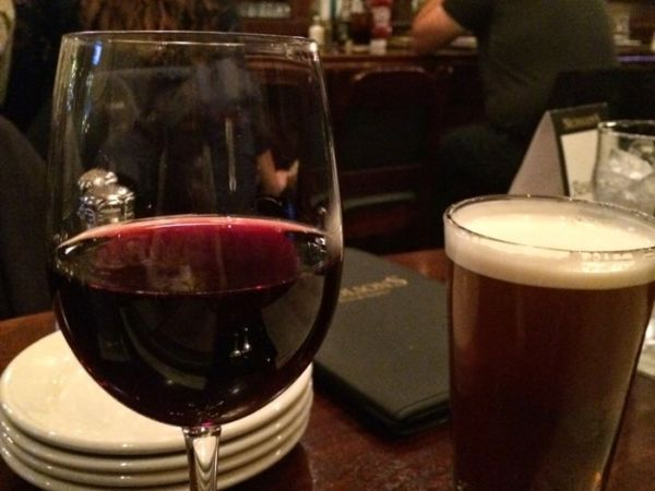 1/2 Price Wine All Day