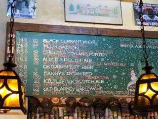 Moylan's Beers