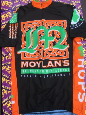 Team Moylan's Cycle Jersey