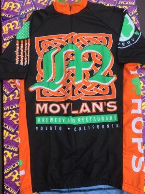 Team Moylan's Cycle Jersey