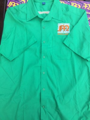Green Port Authority Shirt